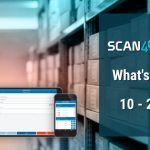 mobile warehouse app scan4cloud whats new 10-2017