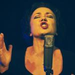 oslo opera house woman singing