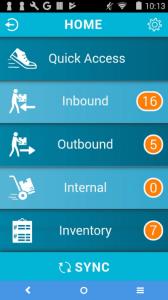 Mobile Lagerverwaltung mit SAP Business ByDesign