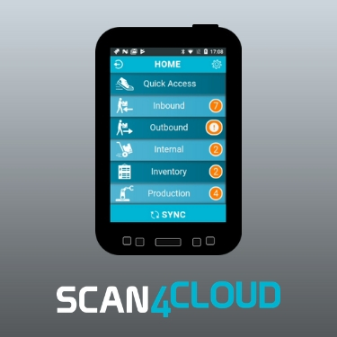 Warehouse Management made simple: scan4cloud