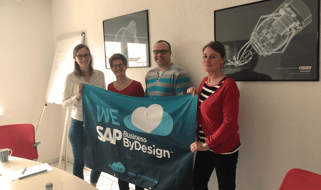Edgar Schall: Mit Cloud ERP läuft alles wie geschmiert